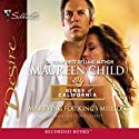 Marrying for King's Millions: Kings of California Audiobook by Maureen Child Narrated by Jack Garrett