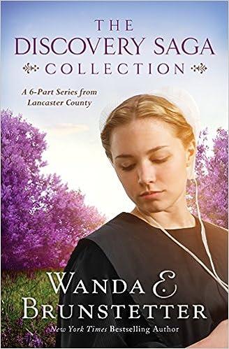 The Discovery Saga Collection: A 6-Part Series from Lancaster County (The Discovery - A Lancaster County Saga)
