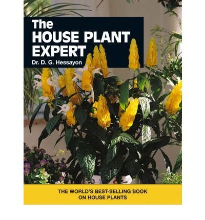 TheHouse Plant Expert by Hessayon, D. G. ( Author ) ON Oct-01-19
