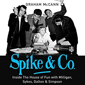 Spike & Co. Audiobook