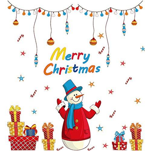tang-imp-cute-christmas-snowman-art-mural-window-glass-decal-removable-wall-stickers-door-wallpaper