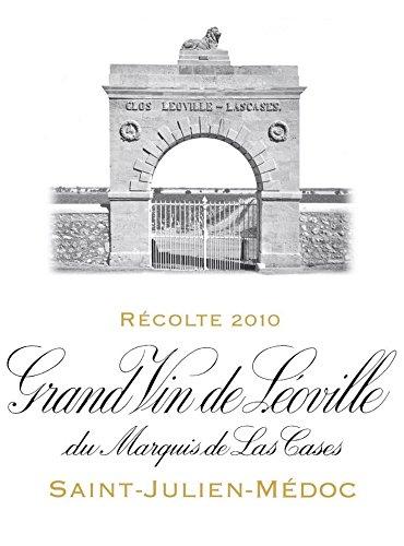2010 Léoville Las Cases 750 Ml