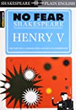 img - for No Fear Shakespeare: Henry V book / textbook / text book