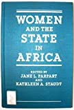 img - for Women and the State in Africa book / textbook / text book