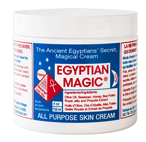 Egyptian Magic All Purpose Skin Cream Facial Treatment, 4 Ounce