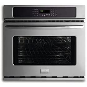 "30"" Electric Single Wall Oven-gallery ss group"