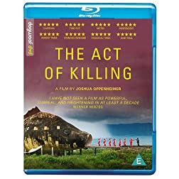 Act of Killing [Blu-ray]