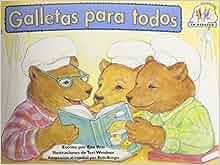 Steck-Vaughn En parejas: Leveled Reader Galletas Para Todos (Spanish