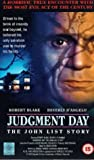 Judgment Day-John List Story [VHS]
