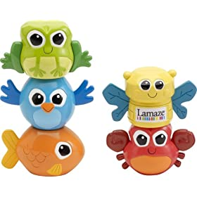 Lamaze Pond Stackers