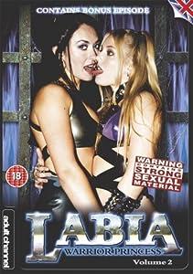 Labia Warrior Princess - Vol. 2 [DVD]