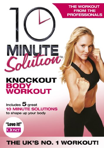 10 MINUTE SOLUTION - KNOCKOUT BODY WORKOUT [IMPORT ANGLAIS] (IMPORT) (DVD)