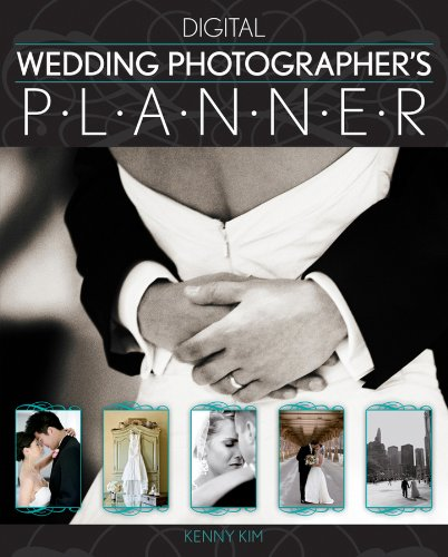 Digital Wedding Photographer's Planner