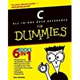 C All-in-One Desk Reference For Dummies ~ Dan Gookin