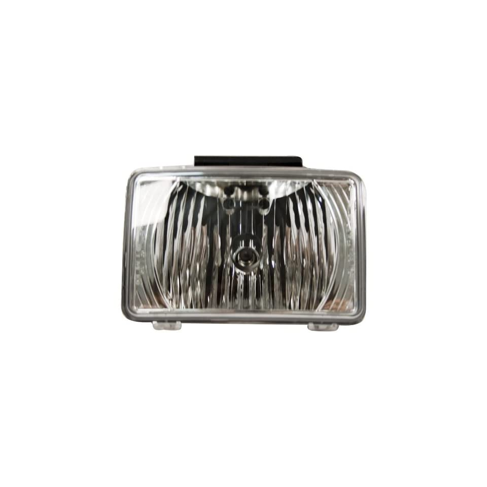 OE Replacement Chevrolet Colorado/GMC Canyon Pickup Driver/Passenger Side Fog Light Assembly (Partslink Number GM2592135) Automotive