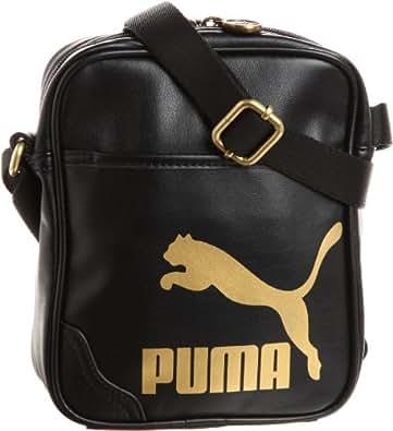 Puma Originals Portable, Sac bandoulière - Noir (01)