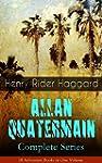 ALLAN QUATERMAIN - Complete Series: 1...
