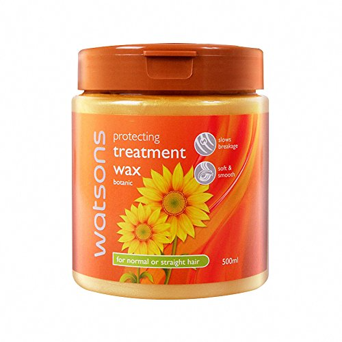Watsons Treatment Wax Botanic 500 Ml
