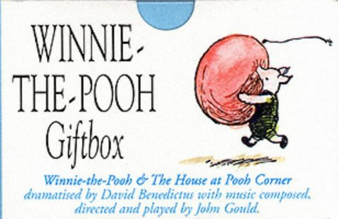 The Winnie-the-Pooh Giftbox: Read by Stephen Fry & Full Cast