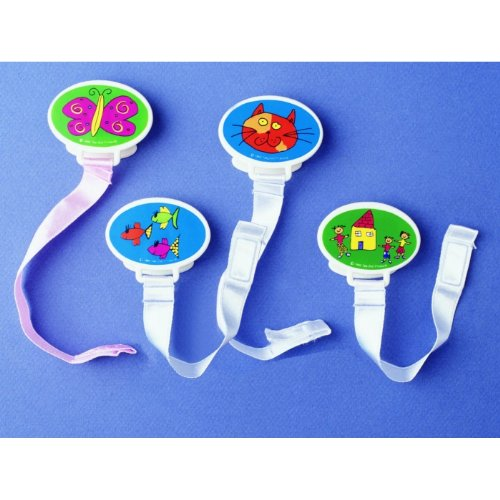 Pacifier Holder Assorted Designs