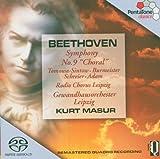"echange, troc  - Beethoven: Symphony No. 9 ""Choral"" [Hybrid SACD]"