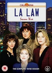 LA LAW - Season 3 [1989]