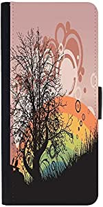 Snoogg Abstract Illustration Designer Protective Flip Case Cover For Samsung ...