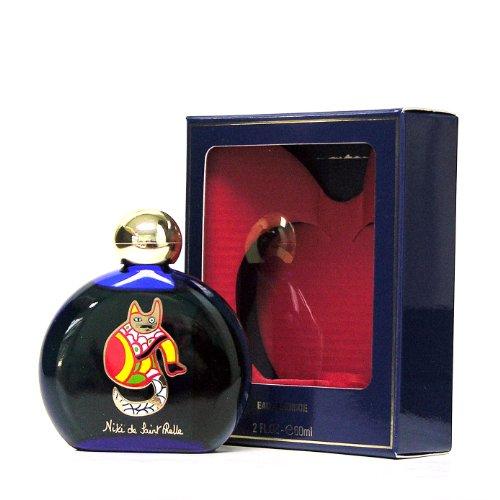 Zodiac Cat By Niki De Saint Phalle 2.0 oz / 60 ml Perfume New in Retial Box