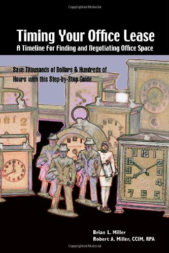 Timing Your Office Lease - A Timeline For Finding And Negotiating Office Space