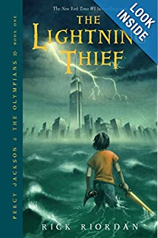 What My Kids Read: Book Review of Percy Jackson and the Olympians The Lightning Thief by Rick Riordan