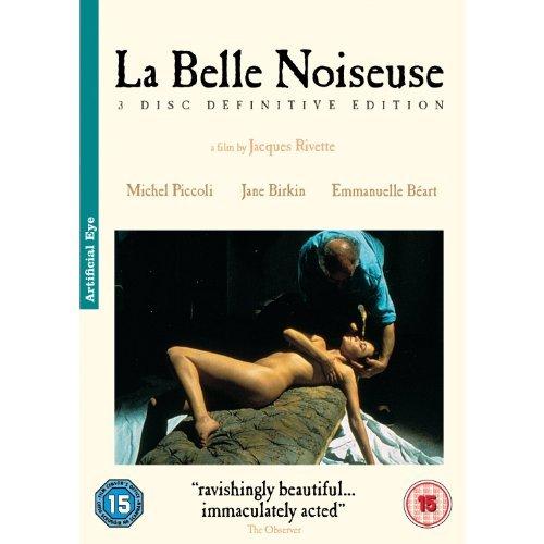 La Belle Noiseuse And La Belle Noiseuse Divertimento Box Set [Uk Import, Region 2 Pal Format]