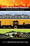 img - for Community-Based Research: Teaching for Community Impact book / textbook / text book