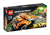 LEGO RACERS MOTOR ACTION RACE RIG - 8162