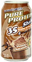 Pure Protein Ready to Drink Shake 35 Grams Protein, Frosty Chocolate (Pack of 12) from Pure Protein