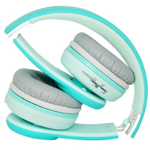 Fanny Wang 1000Series On Ear Wangs ブルー FW-1003-BLUの写真03。おしゃれなヘッドホンをおすすめ-HEADMAN(ヘッドマン)-