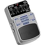 Behringer DR100 Digital Stereo Reverb Effects Pedal ~ Behringer