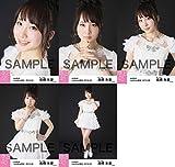 【高橋朱里】 公式生写真 AKB48 2016年06月度 個別 僕たちは戦わない 衣装II 5枚コンプ
