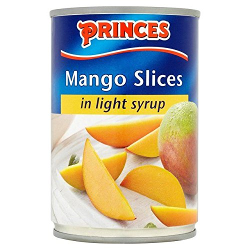 Princes Mango Slices In Syrup - 425g (Canned Mangoes compare prices)