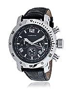 Steel Master Reloj de cuarzo Man CAP-1103223.A 36 mm/ (Negro)