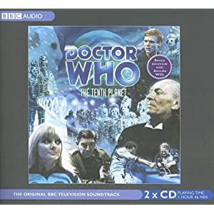 The Tenth Planet - William Hartnell