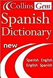 Collins Gem Spanish Dictionary