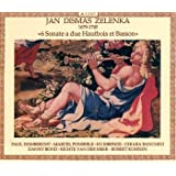 Zelenka: 6 Sonatas for two Oboes and Bassoonby J.D. Zelenka