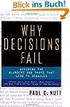 Why Decisions Fail: Avoiding the Blun...