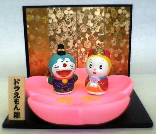 NAVER まとめ【ひな祭り】こんなの知らなかった!キャラクター雛人形