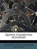 Queene Elizabethes Achademy