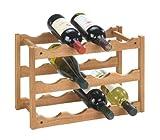 WENKO 18615100 Weinregal Norway - für 12 Flaschen