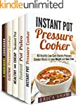 Instant Pot Box Set (5 in 1): Over 20...
