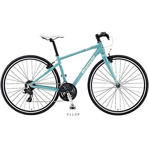 ビアンキ(BIANCHI) CYCLE 2016 ROMA-4 (3x8s) クロスバイク チェレステ 50