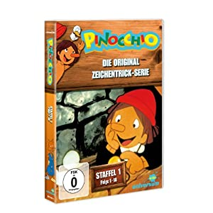 Pinocchio - Staffel 1 [3 DVDs]
