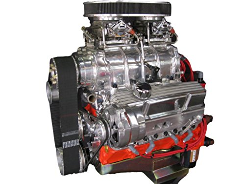 HPRE S383680 - Chevy Supercharged 383 Crate Engine